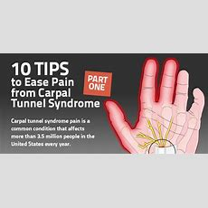 10 Tips To Ease Pain From Carpal Tunnel Syndrome  Part 1  Real Time Pain Relief