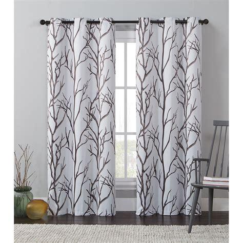 Blackout Curtain Lining vcny keyes printed blackout curtain panel ebay