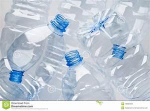 Plastic Bottles Garbage Stock Images