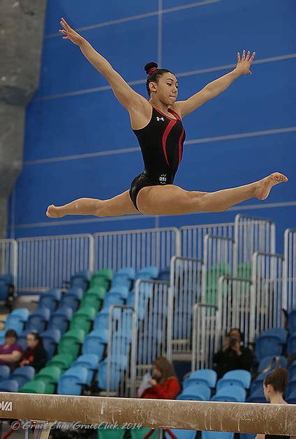 Kyla Ross Wins Beam Gymnastics Coachingcom