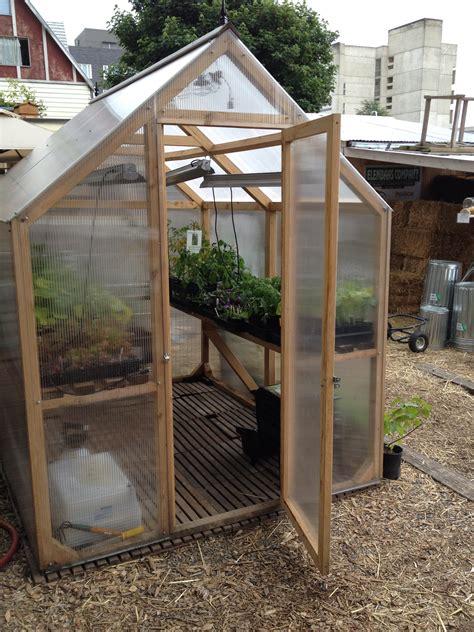 greenhouses coldframes saltbox designs