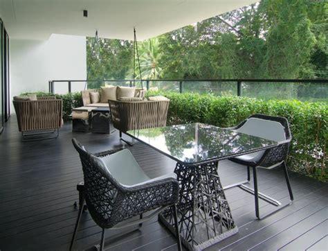 Super Luxury Singapore Apartment With In-Room Car Parking : Interior Design Ideas