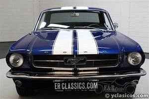 Ford Mustang V8 coupe 1965 In very good condition - Portal compra venta vehículos clásicos