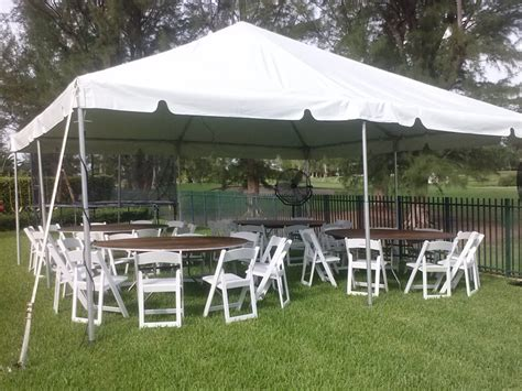 our rentals tables tents and chairs jump4less