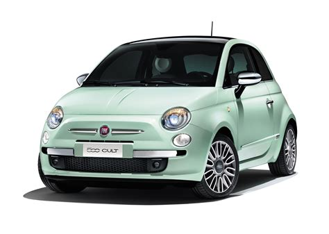 The New Fiat 500 by The 2014 Fiat 500 Range Including New Cult And Twinair