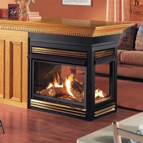Corner Fireplaces Corner Lp Gas Fireplace