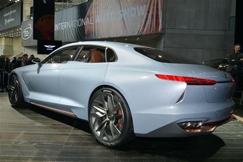 Genesis €�new York Concept' Previews Upcoming Bmw 3series