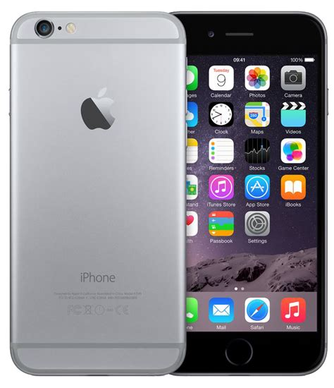 sprint iphone 6 apple iphone 6 64gb smartphone for sprint space gray