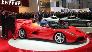 Justin Bieber Bought 14 Million Ferrari LaFerrari See