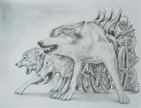 dessin de loup 11 loup