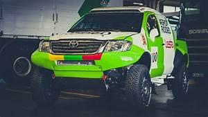 Dakar 2018 Classement Auto : dakar 2018 toyota hilux race car vaidotas ala youtube ~ Medecine-chirurgie-esthetiques.com Avis de Voitures