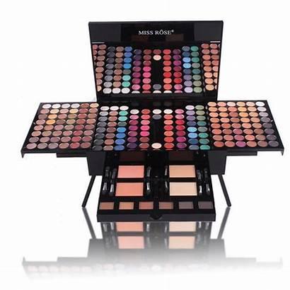 Makeup Palette Kit Eyeshadow Maquillaje Miss Rose