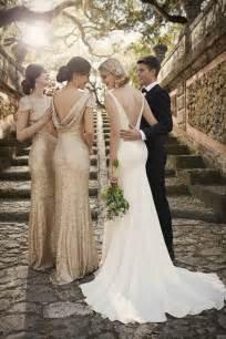 sorella vita bridesmaid metallic bridesmaid dresses by sorella vita modern wedding