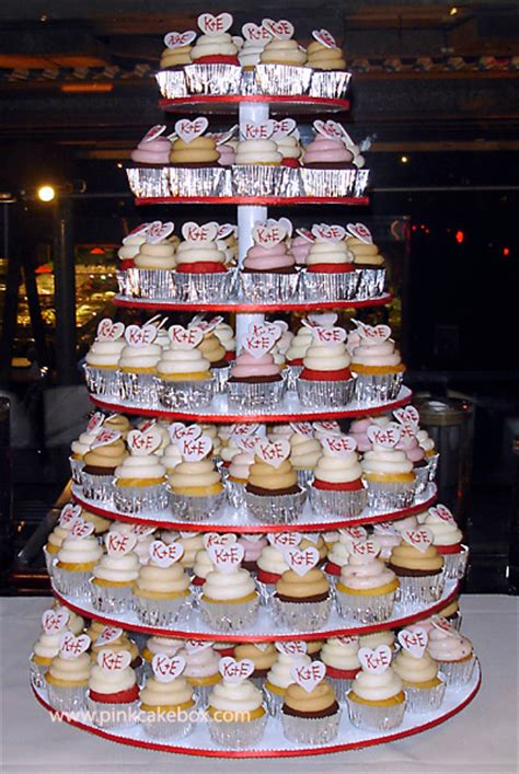 Cupcake Stand For 100 Cupcakes by Wedding Cupcake Stand