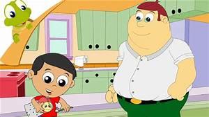 Johnny Johnny Yes Papa - Nursery Rhyme   FunnyDog.TV