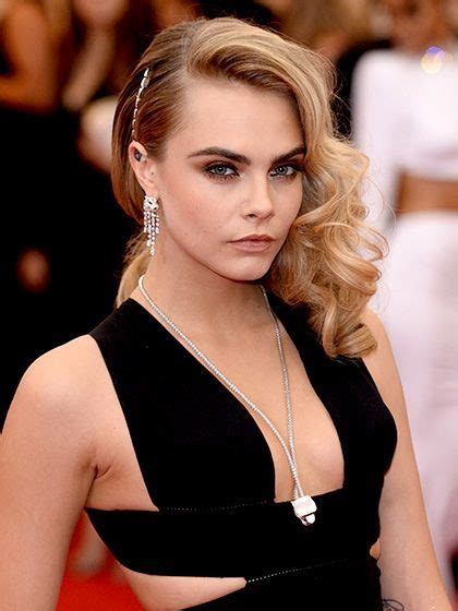 Carpet Hairstyles 2014 by The Best Looks From The Met Gala 2014 Carpet