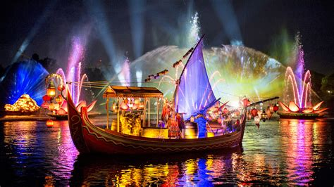 rivers of light rivers of light review mousechat net orlando news