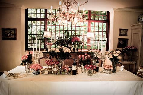 event design intimate birthday at home
