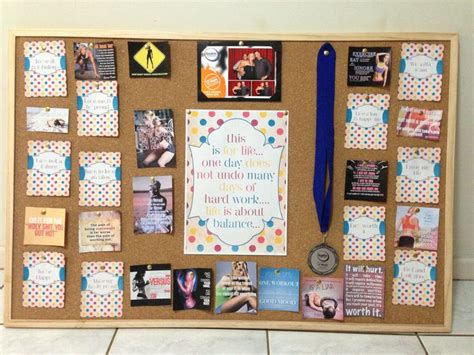inspiration board inspiration board fitness