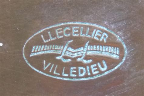field guide  lecellier vintage french copper