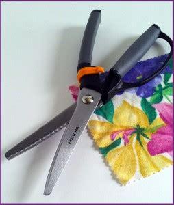 finding left handed pinking shears katrina kay creations