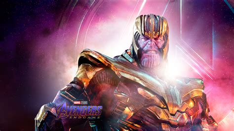 2019 Thanos Avengers Endgame HD Movies 4k Wallpapers