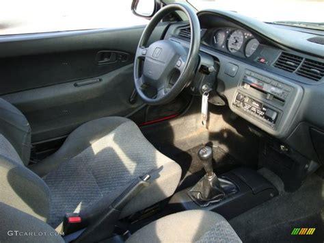 2008 Honda Civic Si Interior Parts