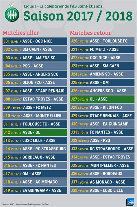 calendrier ligue   calendars