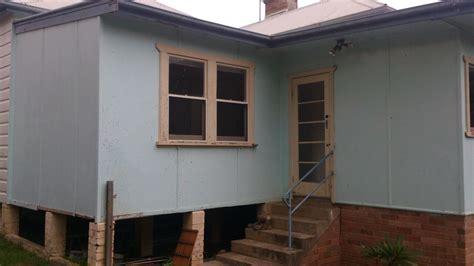 external asbestos fibro walls st choice asbestos removal