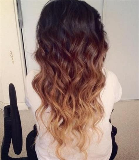 pretty hair color ombre hair color ideas trendy ombre hairstyles
