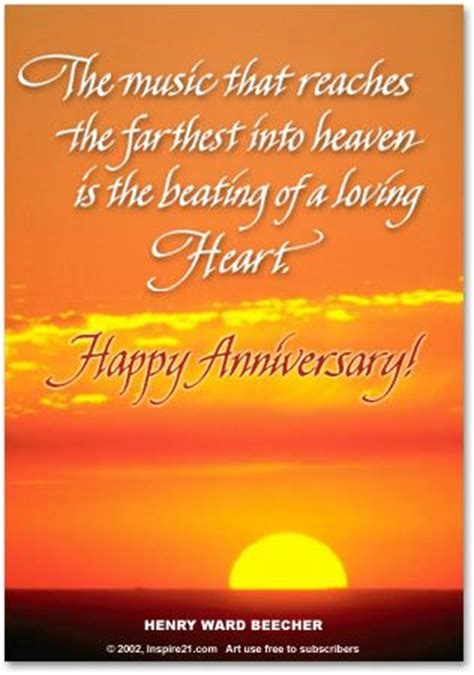 Ee  Anniversary Ee   In Heaven  Ee  Poems Ee   Reaches Thehest