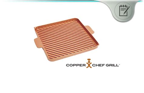 copper chef grill review char grilled flavor  induction cooktop