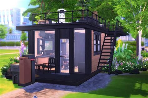 sims  tiny houses thrive curbed