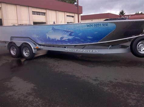 Vinyl Wrap For Jon Boat by Coho Design Makes Boat Graphics And Custom Vinyl Boat Wraps
