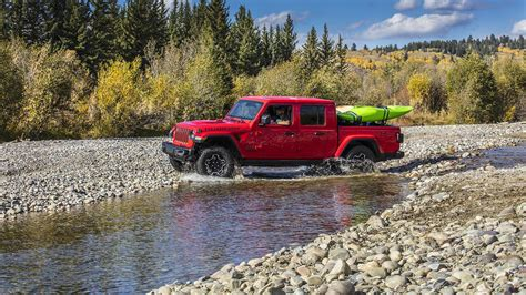 jeep gladiator  pickup trucks  chevy ford