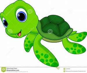 Baby Sea Turtle Clipart - ClipartXtras