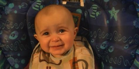 Emotional Baby Is Moved To Tears By Moms Singing Huffpost