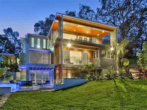 luxury contemporary home  sale australia