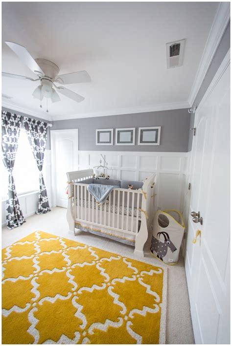 Light Gray Curtains For Nursery by Sweet Baby Nursery Project Nursery