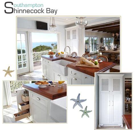 southampton beach house kitchen bistro   bay