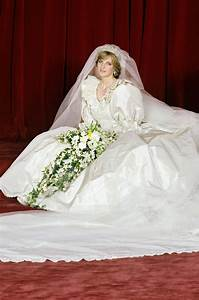 princess bride our favourite iconic royal wedding With diana wedding dress