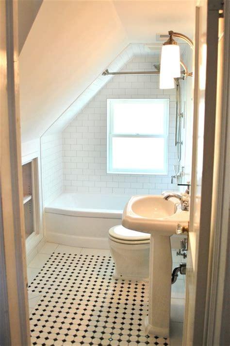 attic bathroom ideas efficient use of your attic 18 sleek attic bathroom