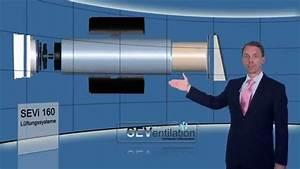 Dezentrale Lüftung Wärmerückgewinnung Test : sevi 160 schalld mml fter mit w rmer ckgewinnung ~ Articles-book.com Haus und Dekorationen