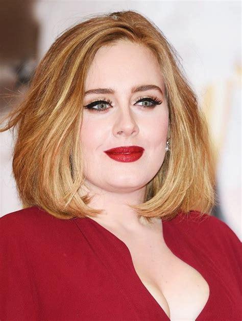 hair style   fat face woman fresh hair cut