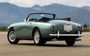 1957 Aston Martin DB2/4 Drophead Coupe by Tickford
