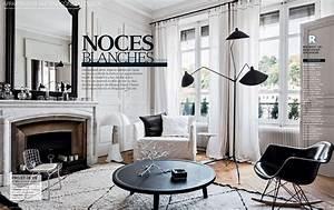 style ethnique en blanc et noir par maison hand With maison home design lyon