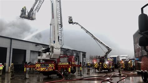 Investigation Into Wellesbourne Warehouse Fire