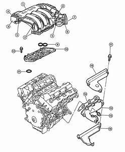2010 Dodge Journey Actuator  Actuator Package  Manifold Tuning Valve
