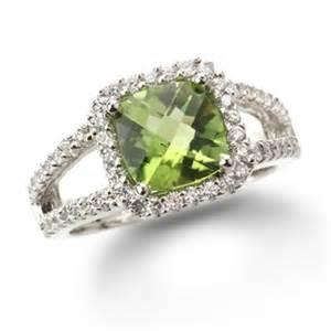 peridot wedding rings peridot and wedding rings new york the wedding specialists