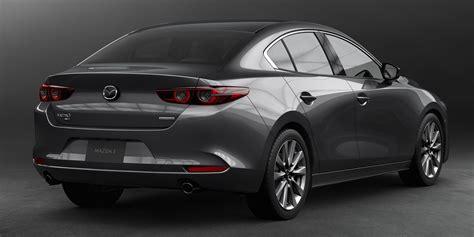Mazda Cx 3 Hybrid 2020 by 2019 Mazda 3 Officially Revealed Sedan Hatchback